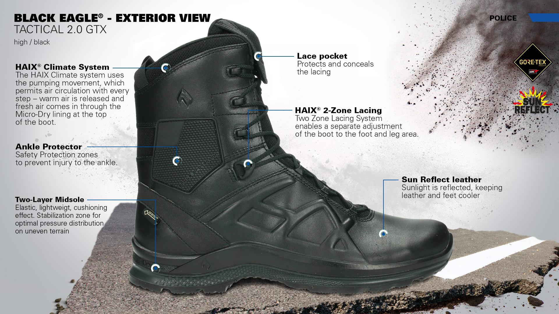 Afbeeldingsresultaat voor BLACK EAGLE TACTICAL 2.0 HIGH GTX