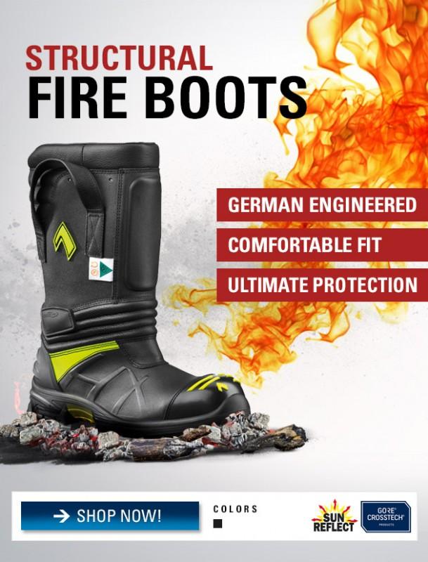 83cf334325c EMS & Firefighter Duty Boots   Firefighter Work Boots   HAIX Bootstore