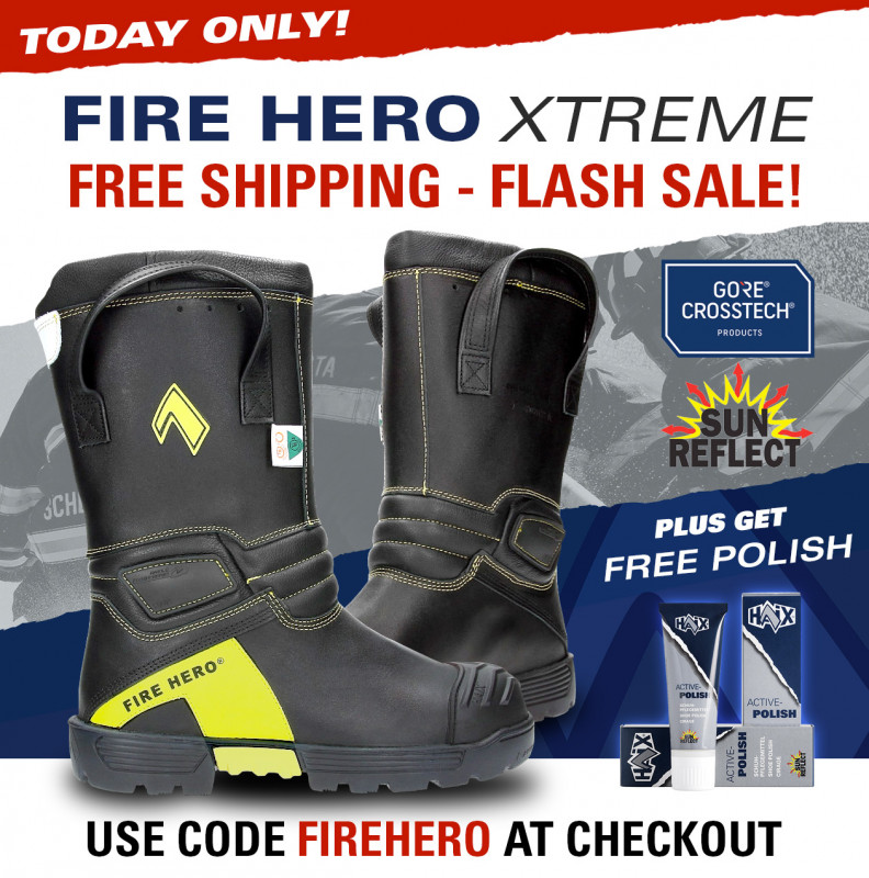 4a6db207512 Fire Fighter Boots | EMS Boots | Law Enforcement Boots | HAIX Bootstore