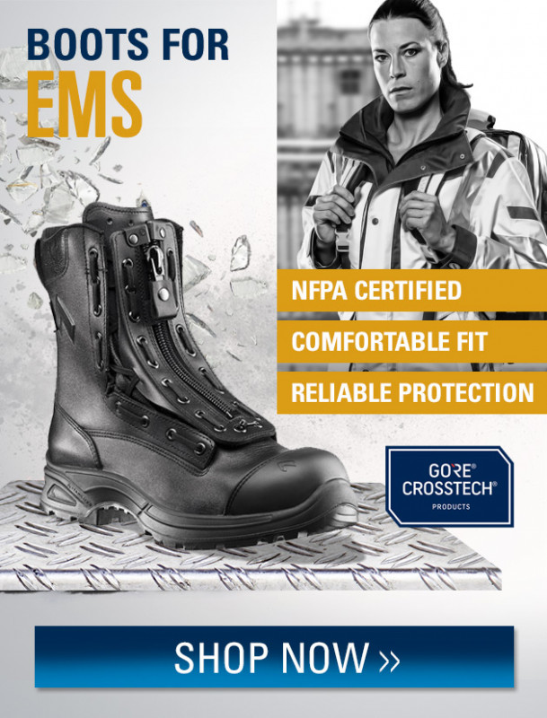 Fire Fighter Boots | EMS Boots | Law