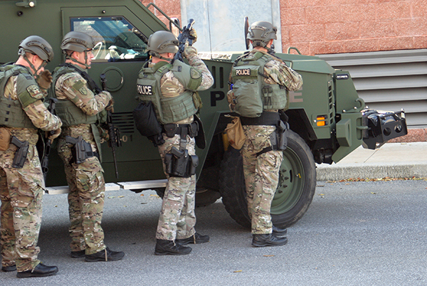 3 SWAT Teams Selected for HAIX Tactical Boot Wear Test | HAIX Bootstore
