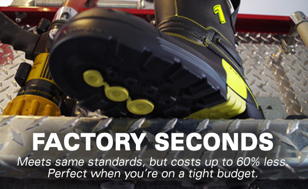 Fire Fighter Boots | EMS Boots | Law Enforcement Boots