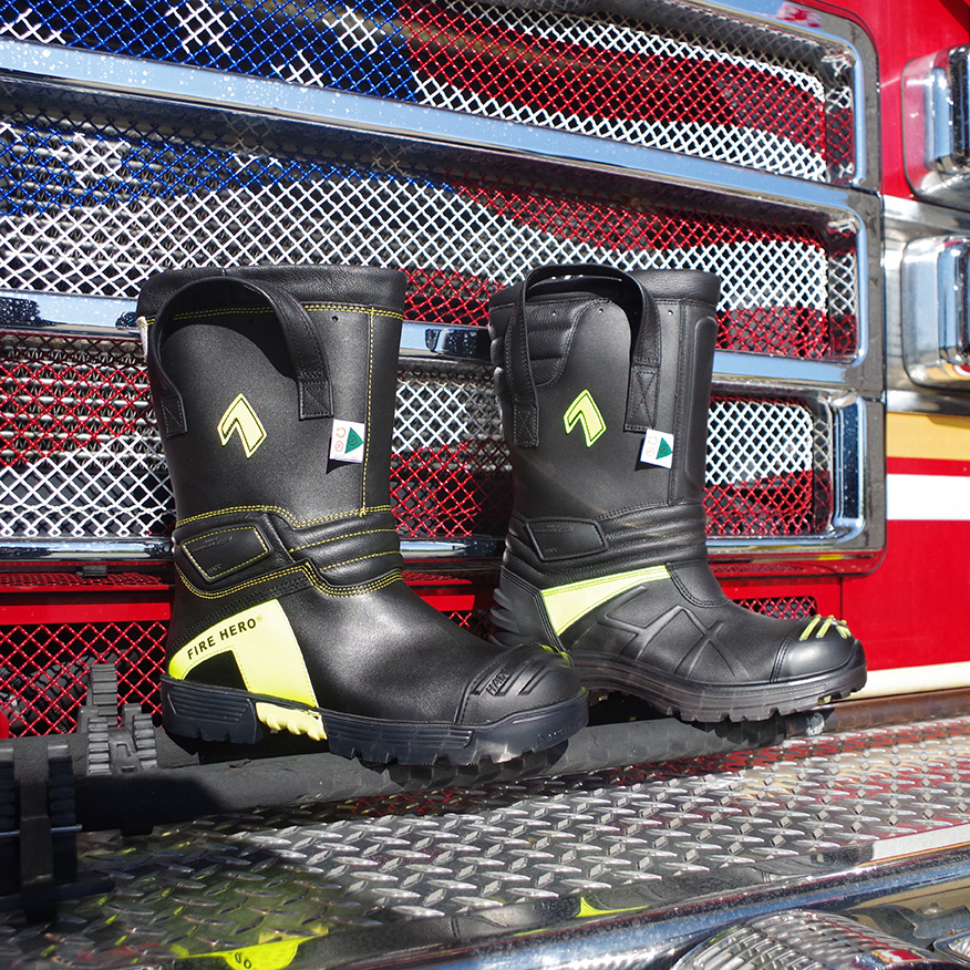 How to Choose Leather Firefighter Boots