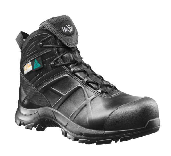 HAIX Black Eagle Safety 52 Mid, Factory Second